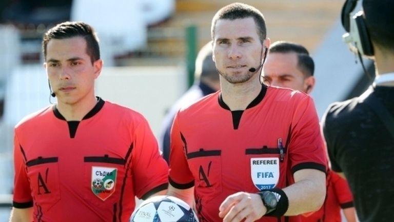 Кабаков впечатлил УЕФА