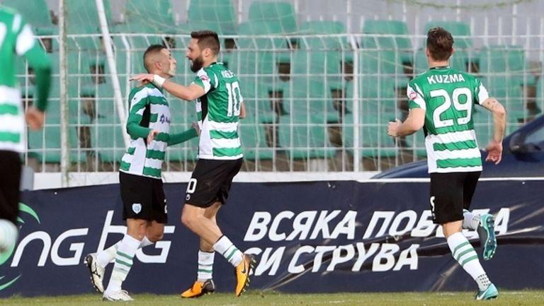 Емил Янчев и Радослав Василев се завръщат в групата на Черно море