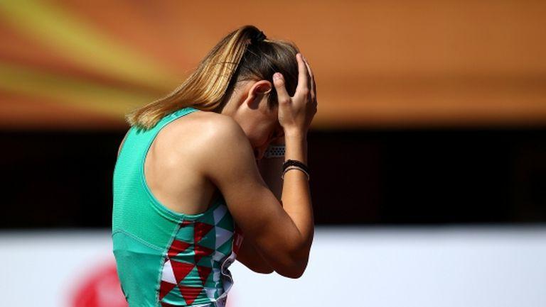 Александра Начева не успя да последва Габи Петрова на финала