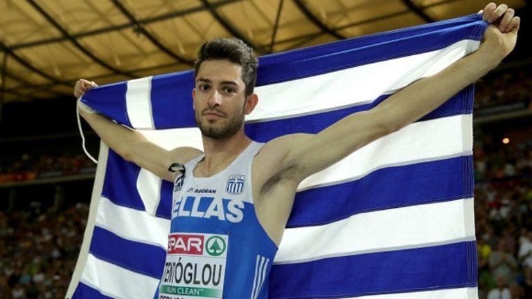 Български треньор изведе Гърция до европейска титла в скока на дължина