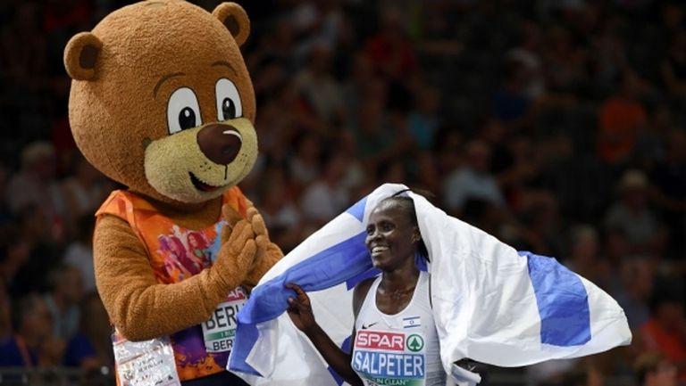 Кенийка донесе първа европейска титла в историята на Израел