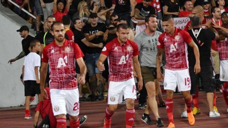 Ангел Лясков: Червеният картон реши мача