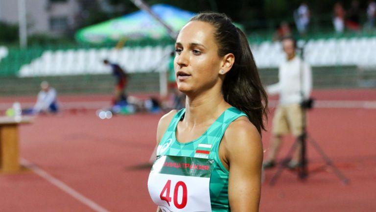 Инна Ефтимова се присъедини към Ивет на полуфиналите на 200 метра
