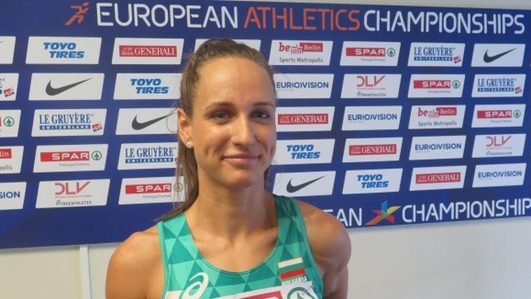 Ефтимова: В такива състезания си проличава кой е боец