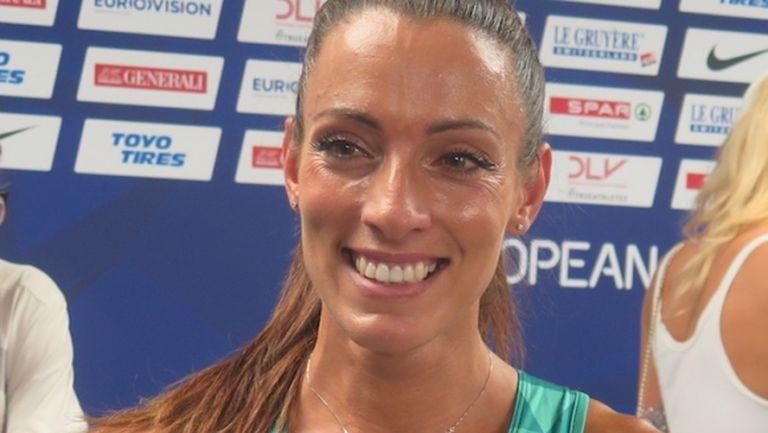 Лалова-Колио: Ще се боря с душа и сърце за медалите