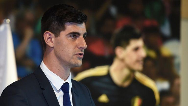 Тибо Куртоа: Касияс ме накара да мечтая за Реал Мадрид