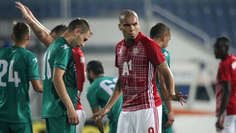 Трима отпаднаха от групата на ЦСКА-София за мача със Славия