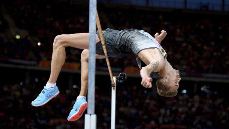 Германец спечели титлата в скока на височина