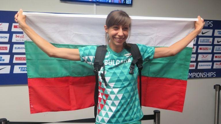 Мирела Демирева с покана за Континенталната купа в Острава
