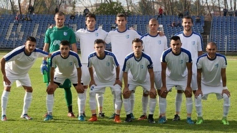 Спартак (Плевен) стартира с 3:0 над Трявна