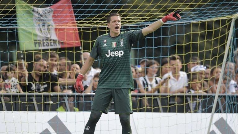 Вратарят на Юве: Роналдо е играчът, който прави разликата