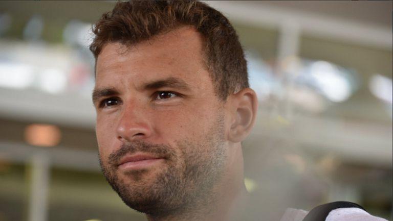 Григор Димитров се изкачи с четири места в класацията Race to London