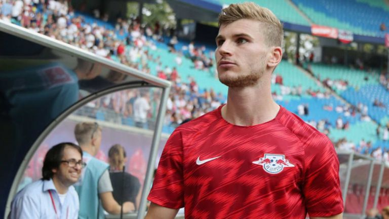 Тимо Вернер ще подпише нов договор с РБ Лайпциг