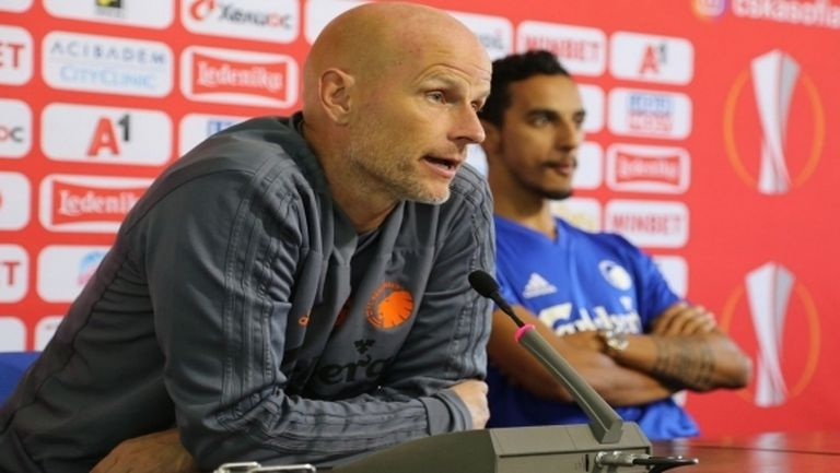 Треньорът на Копенхаген бесен: Не е редно да играем с толкова силен непоставен отбор в ЛЕ