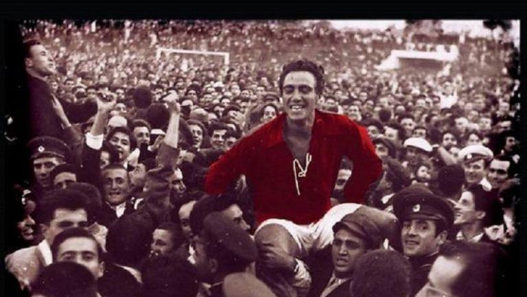 ЦСКА-София и ЦСКА 1948 отбелязаха рождението на първия капитан на ЦСКА
