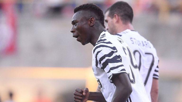 Монако набеляза играч на Ювентус за заместник на Кейта