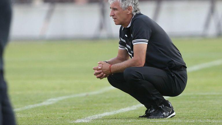 Падна треньорска глава в Първа лига! Идва човек, работил в Реал Мадрид и Атлетико