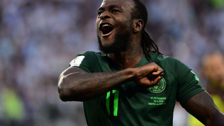 Виктор Моузес прекратява кариерата си в националния отбор на Нигерия