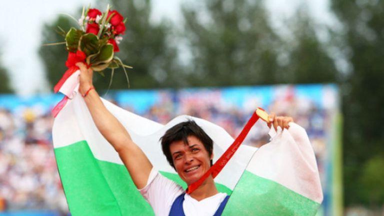 Руми Нейкова: Мислех, че Господ не е отредил да бъда олимпийска шампионка (видео)