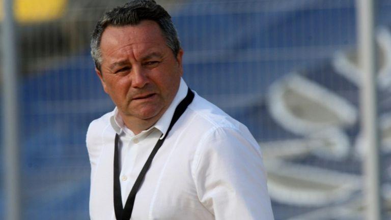 Стоянович: Исках Мартин Райнов, не знам защо трансферът се провали