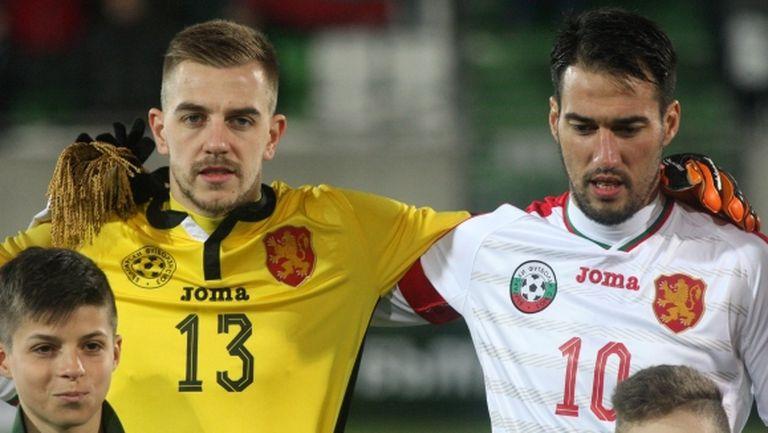 Хубчев обяви първите осем футболисти за Словения и Норвегия