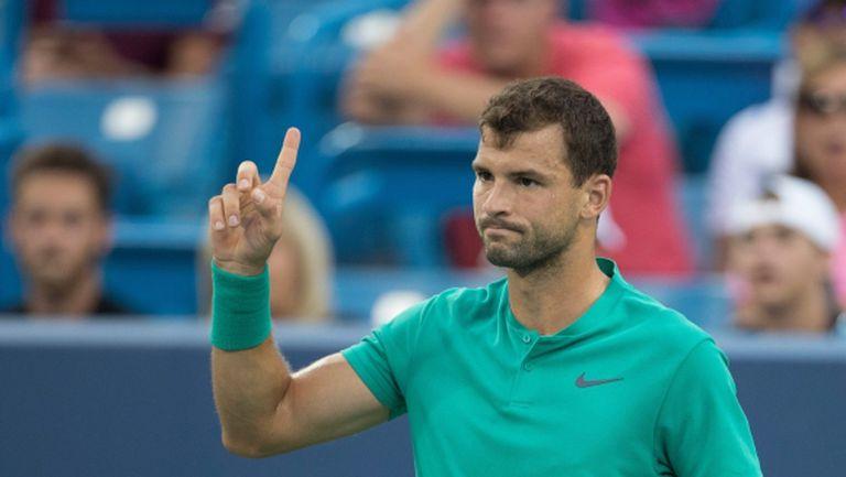 Никаква почивка за Григор преди US Open