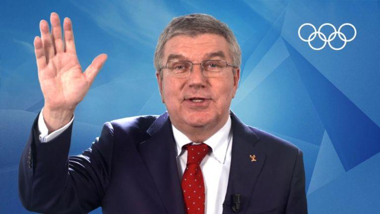 Президентът на МОК пристига в България на 13 септември