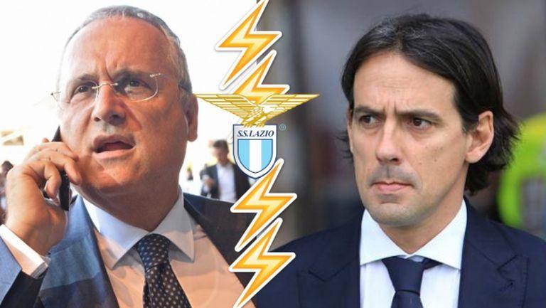 Криза в Лацио? Лотито хока Индзаги по телефона (видео)