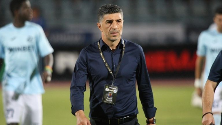 Малин Орачев: Крайно време е да спечелим точки