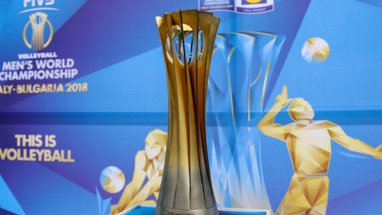 Снимайте се със Световната купа по волейбол в София на 25 август край НДК