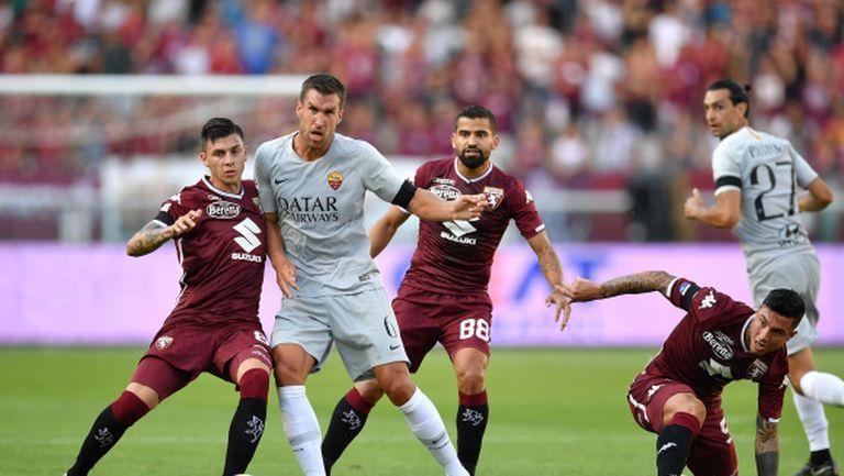 Руди Гарсия обърна поглед обратно към Рома