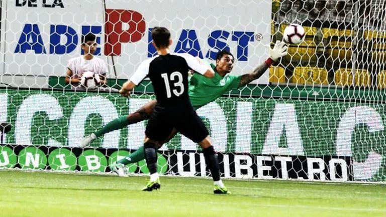 Рошу с нов гол за отбора на Пламен Илиев (видео)