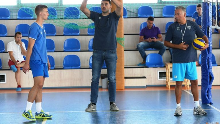Владо Николов: Имаме най-добрата школа, защо да нямаме и най-добрия специалист?