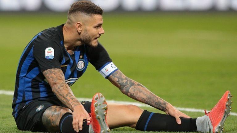 "Познати слабости провалиха Интер срещу Торино, ""нерадзурите"" пропиляха аванс от два гола (видео)"