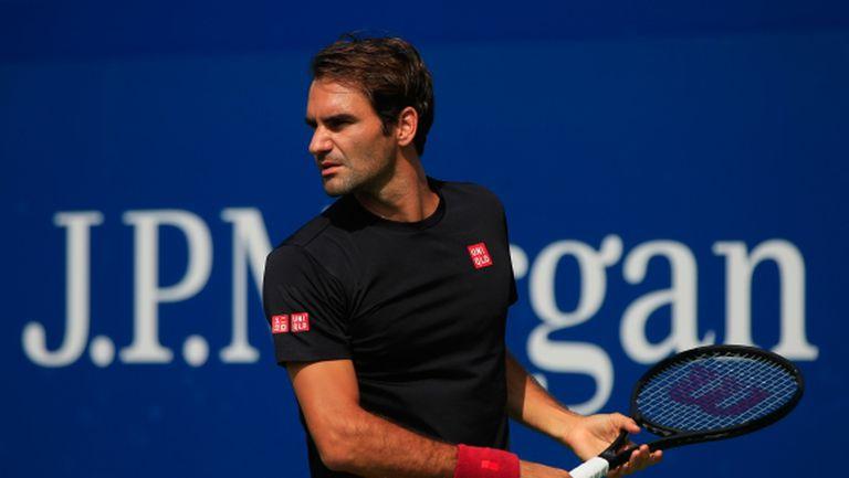 Федерер: Хубаво е, че Джокович се изкачва в ранглистата