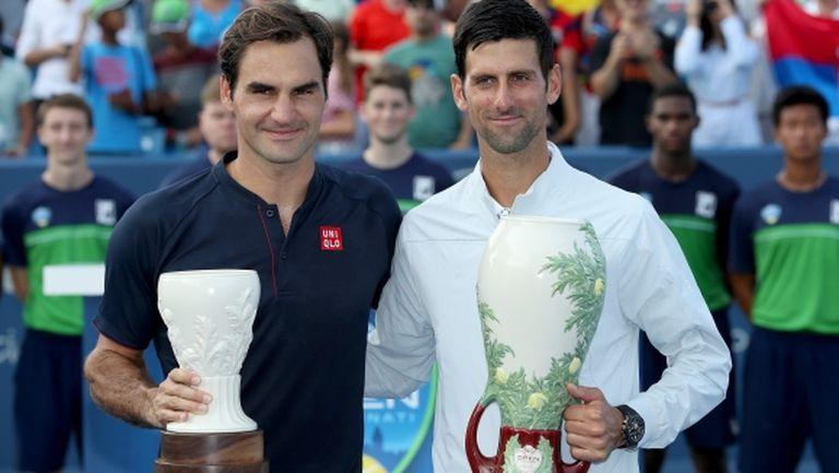 Кои играчи най-много са побеждавали Федерер на различните настилки?