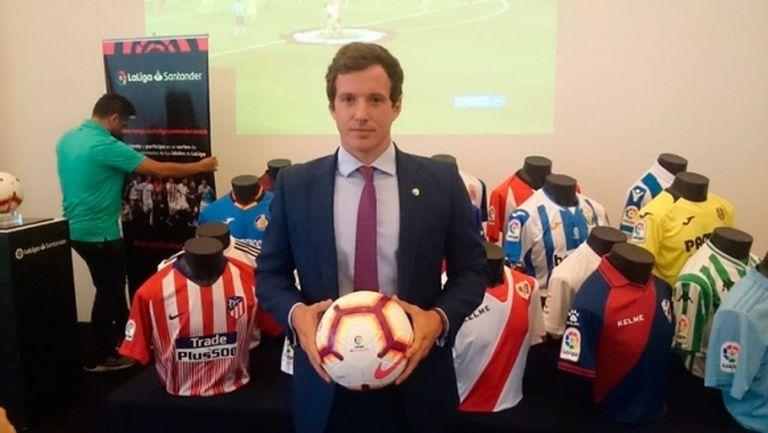 Ла Лига иска да се играят испански мачове и в Мексико