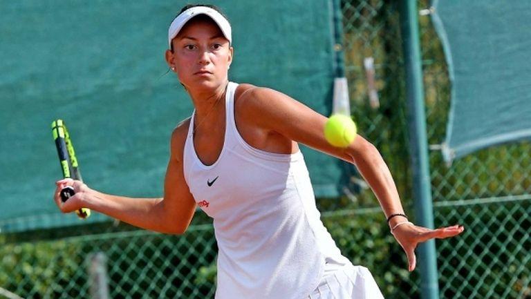 Аршинкова е полуфиналистка в Държавното първенство