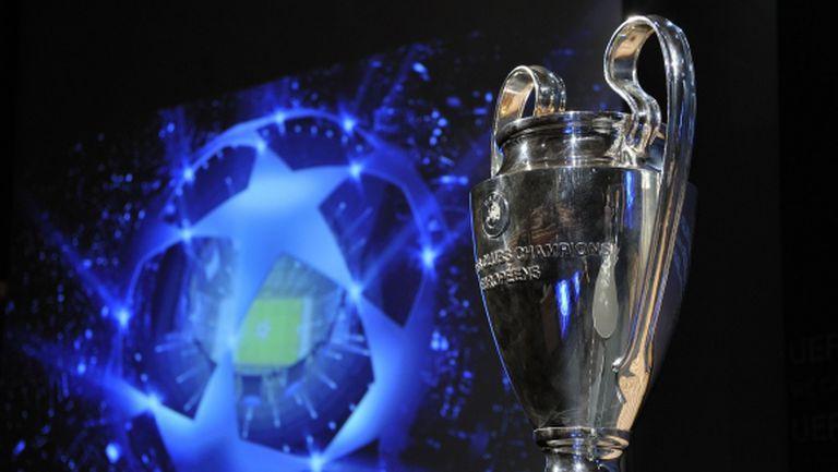 """Жребият: Кристиано срещу Ман Юнайтед, Ливърпул и Интер """"подпалиха"""" две групи"""