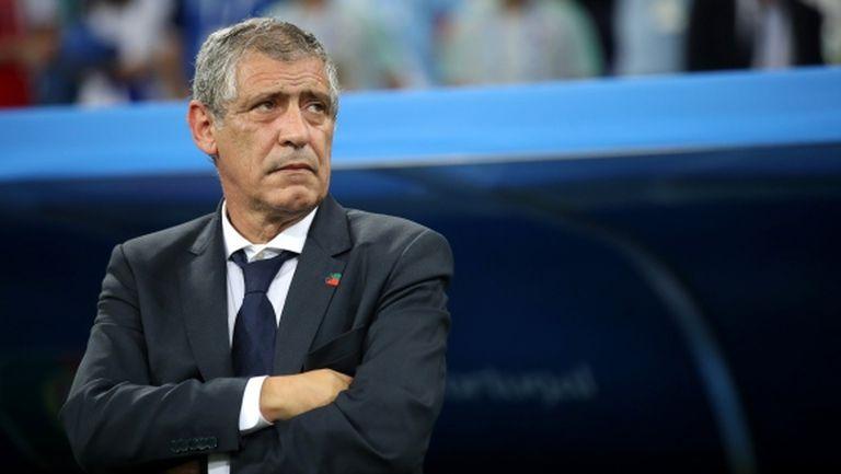 Кристиано Роналдо не попадна в състава на Португалия
