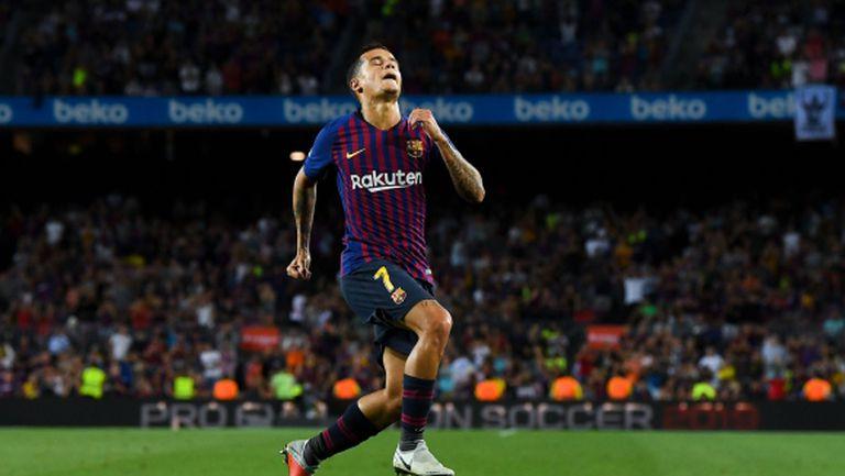 Ливърпул чака 5 млн. евро от Барселона