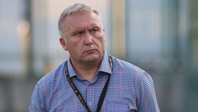 Киров: Набираме скорост, скоро чакаме Косоко