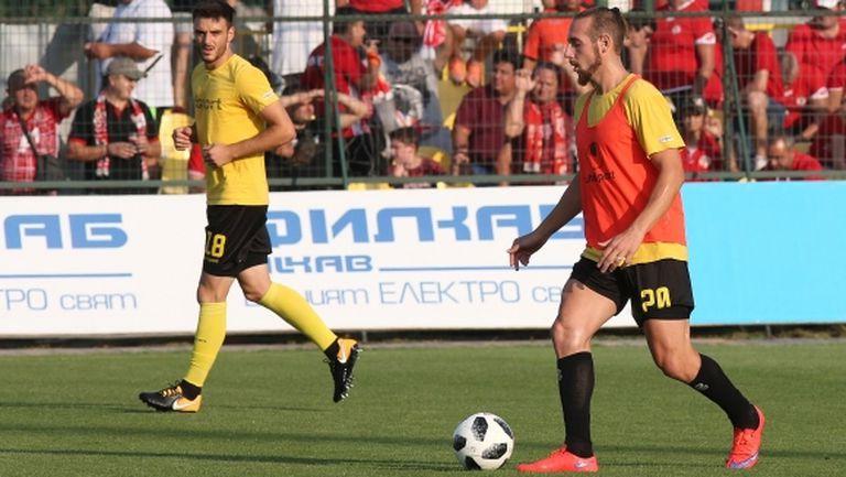 Петков: ЦСКА е един от добрите отбори в България, бори се за топ 3, не са хубави тези работи с дузпата (видео)