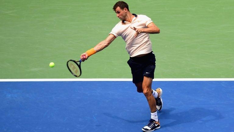 Григор Димитров ще се изкачи в световната ранглиста