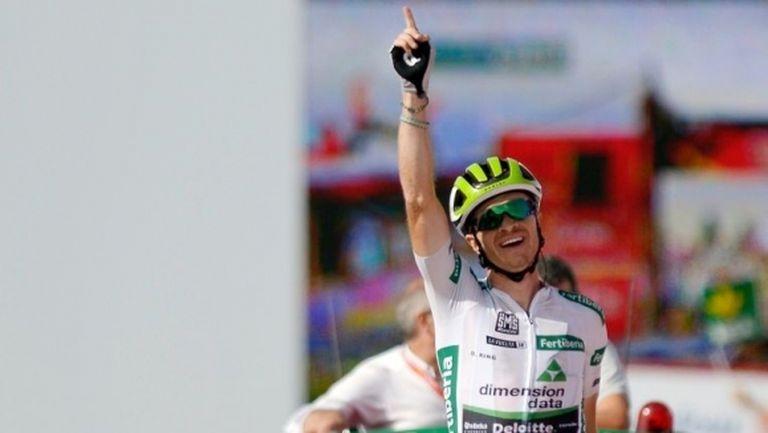 """Бен Кинг спечели деветия етап във """"Вуелта""""-та, Саймън Йейтс поведе в генералното класиране"""