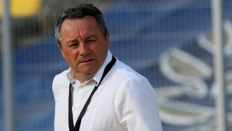 Стоянович: Не искам в Левски играчи само от кадри в интернет