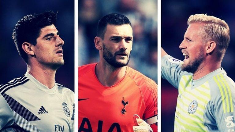 Ето ги тримата най-добри вратари за 2018 г. според ФИФА