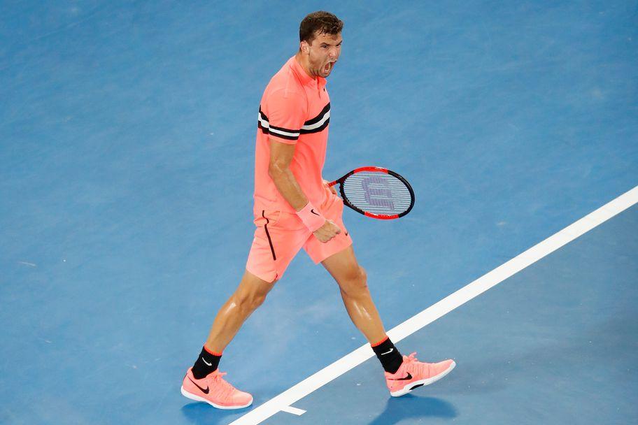 Григор подчини Кирьос в спектакъл от Australian Open