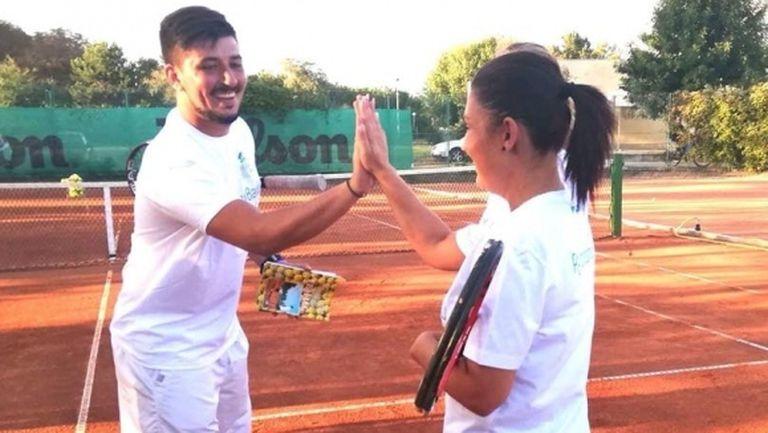 Кметът на община Каварна Нина Ставрева взе участие в Открития урок по тенис на корт