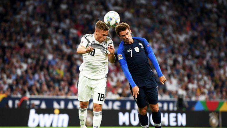 Изненадващият ход на Льов срещу Франция се оправда